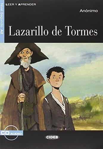 Lazarillo de Tormes, con CD