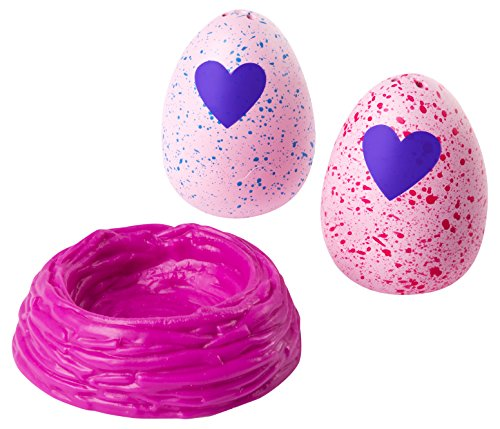 Spin Master 6041329  –  Hatchimals  –  CollEGGtibles 2 Pack + Nest S2