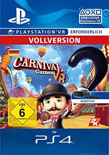 Carnival Games VR [PSVR Download Code - deutsches Konto] (Carnival Games)