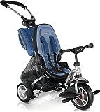 Puky CAT S6 Ceety City Premium Kinder Dreirad silber