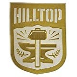 The Walking Dead Walking Dead Jul170972 Hilltop Faction Patch, 10,2 cm