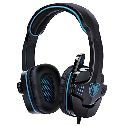 GHB Sades SA-901 auriculares gaming, cascos gaming, sonido envolvente