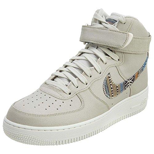Preisvergleich Produktbild Nike Air Force 1 High 07 LV8 Men's Shoes Light Bone / Light Bone 806403-005 (11.5 D(M) US)