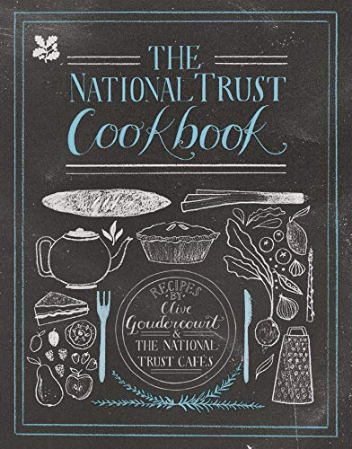 National Trust Cookbook (National Trust Food)