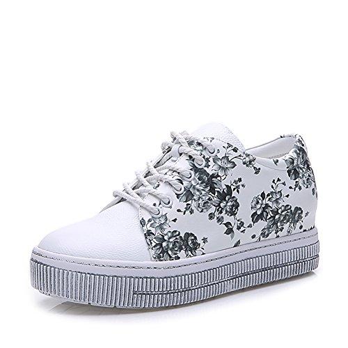 Chaussures de sport féminin/Chaussures de fond plat/Hauteur croissantes chaussures B