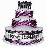 GrandShop 50476 HAPPY BIRTHDAY CAKE Shap...