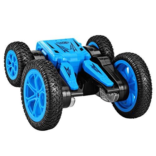 WINBST Auto Giocattolo telecomandato Giocattolo per Bambini Impermeabile Rotazione acrobatica RC Anfibio Fuoristrada Auto Elettronica Giochi R