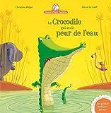 Mamie poule raconte, tome 8 : Le crocodile qui avait peur de l'eau