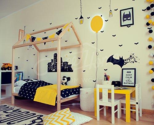 Sweet Home of Wood Montessori - Cama con Patas