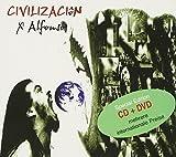 X Alfonso: Civilizacion (Audio CD)