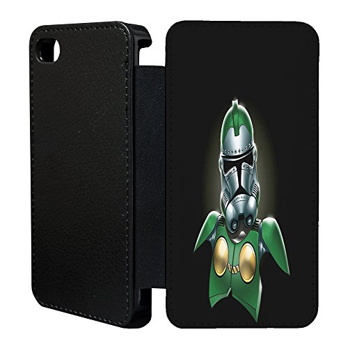 Stormtrooper Star Wars Flip Case Cover Für Apple iPhone 6& 6S–06 Doctor Doom - 663