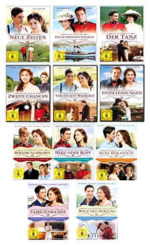 Die Coal Valley Saga (Season 1+2) Alle 11 Folgen [ Janette Oke ] [11 DVDs]