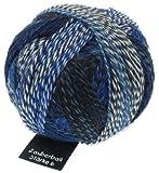 Schoppel-Wolle Zauberball Stärke 6 2099_ Pause in Blau VE: 150g