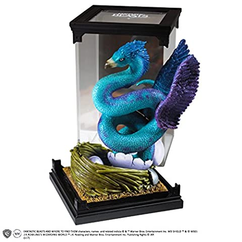 Occamy - Créatures magiques - Figurine Animaux Fantastiques - Noble Collection - NN5262
