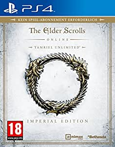 The Elder Scrolls Online: Tamriel Unlimited - Imperial Edition - [AT - PEGI] - [PlayStation 4]