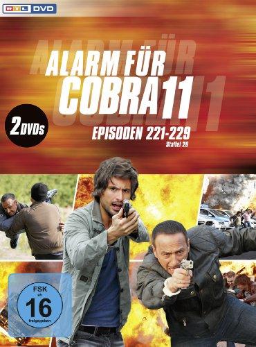 Alarm für Cobra 11 - Staffel 28 (2 DVDs)