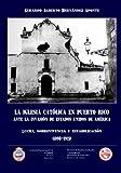 La Iglesia Catolica en Puerto Rico ante la invasion de Estados Unidos de America