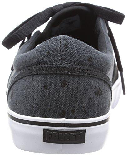 Fallen, Sneaker uomo nero Black/Iron Splatter 11 UK black iron splatter
