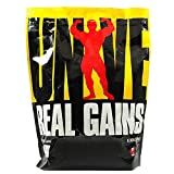 Universal Nutrition REAL GAINS Powerful Weight Gainer Bulk Muscle Building Shake