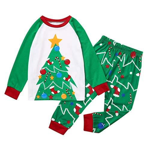 Fossen Kids Pijamas Navideños Familiares