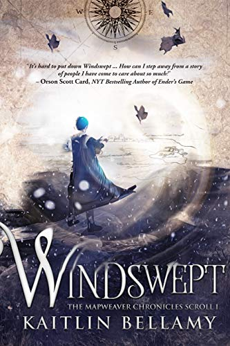 Windswept (The Mapweaver Chronicles Book 1) (English Edition)