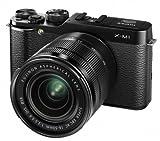 Fujifilm X-M1 Appareil photo numérique hybride 16,5 Mpix Boîtier + Objectif 16-50mm Noir