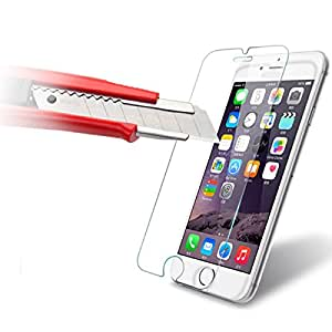iPhone 6s Glass Screen Protector, Realsc 9H Premium 0.2mm High Definition Anti-explosion Tempered Glass Screen Protector Film for Apple iPhone 6s