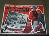 Original Mexican Lobby Card North West Mounted Police Gary Cooper Madeline Ca...