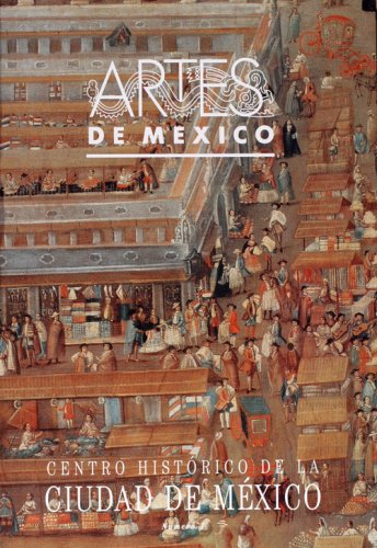 Centro historico de la Ciudad de mexico/ The Historic Downtown in Mexico City por From Artes De Mexico
