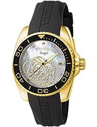 Invicta 0489 - Reloj para mujer color negro