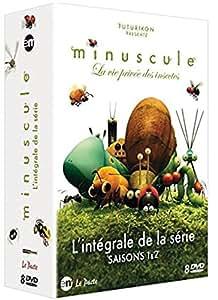 Minuscule : la vie privée des insectes : L'intégrale de la série - Saisons 1 & 2