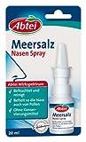 Abtei Meersalz Nasenspray standard, 20 ml