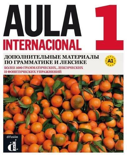 Aula Internacional - Nueva Edicion: Complemento De Gramatica y Vocabulario por Maison des langues