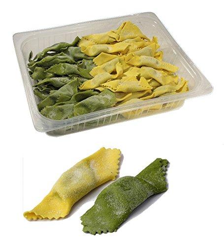 Pastai - Pasta Fresca - Caramelline Con Ricotta E Spinaci -250Gr