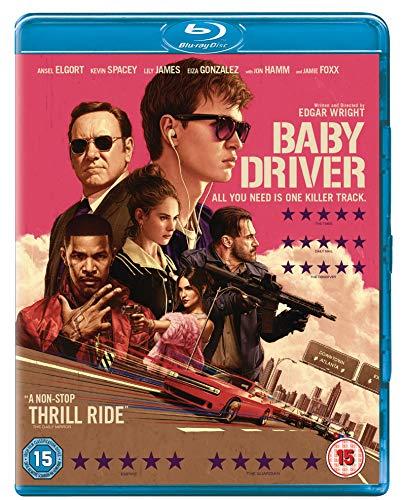 Baby Driver [Blu-ray] [UK Import]