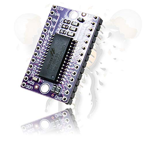 ix Controller Treiber Board Holtek 16x8 I2C ()
