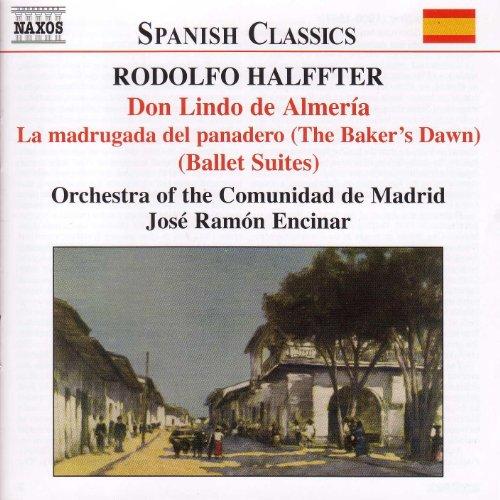 Don Lindo de Almeria, Op. 7b: Danza cuarta de Jose Ramon Encinar en ...