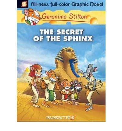 [(Geronimo Stilton: Secret of the Sphinx No. 2 )] [Author: Geronimo Stilton] [Oct-2009]