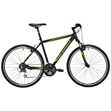 Bergamont Helix 3.0 Herren Cross Trekking Fahrrad schwarz/gelb 2017: Größe: 52cm (170-178cm)