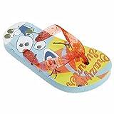 Disney Frozen Kinder Olaf Flip Flops (25-26 EU) (Bunt)