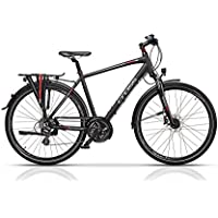 Cross Travel - Bicicleta de trekking para hombre