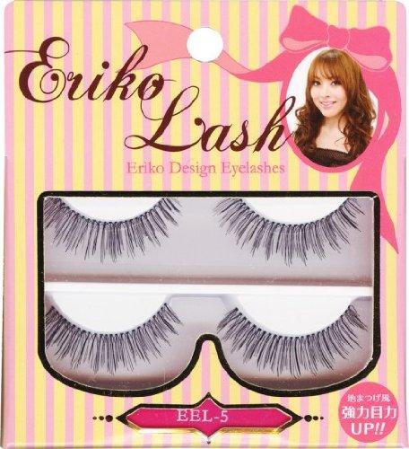 MURAKI Kurosaki Eriko | Eyelash | Eriko Lash Dolly EEL-5 2P (japan import)