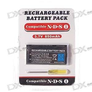 Batteria ricaricabile 3,7V 850mAh per consolle Nintendo DSI