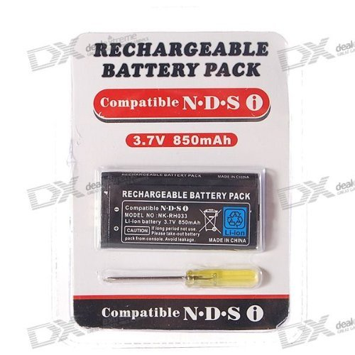 Ersatzakku 850mAh Für Nintendo DSI Konsole - Lite Xl Dsi