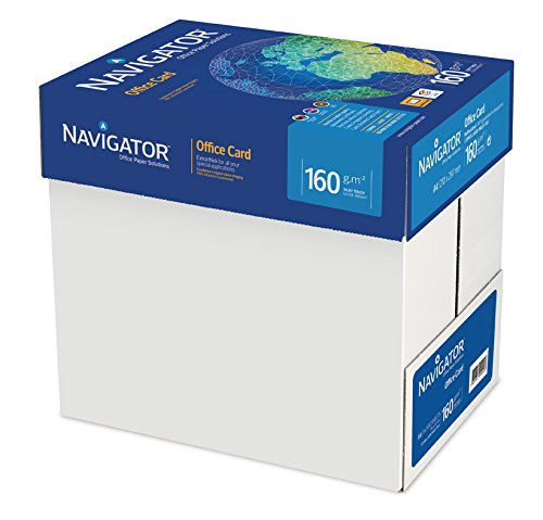 Navigator 381384 - Caja con folios de papel multifunción, 500 hojas, 5 paquetes