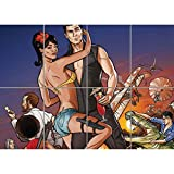 ARCHER COON GIANT WALL ART NEW POSTER UNIQUE PRINT PICTURE X LARGE ST1075