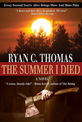 The Summer I Died (The Roger Huntington Saga Book 1)
