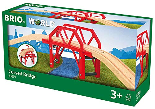 BRIO World  - 33699 - PONT COURBE
