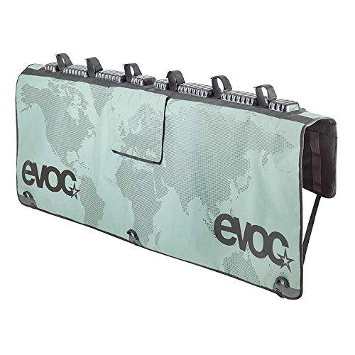 evoc Tailgate Fahrradträger mit Pad Unisex Erwachsene, Olive Olive Pad