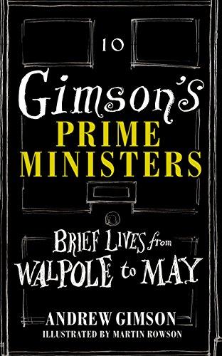 Gimson's Prime Ministers por Andrew Gimson